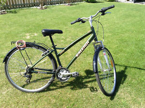 Excellent condition Raleigh city bike