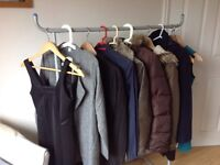 Ladies Designer coats and dresses excellent condition size 8 10 and extras