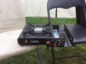 poêles au gaz pour camping ou autres