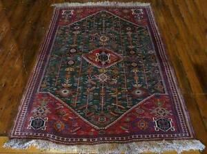 Collectable Kashkooli Qashqaei Shiraz Tribal Antique Handmade Rug Hornsby Hornsby Area Preview