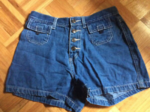 Summer short shorts! Girls' Ladies' Womens'! Different colours..