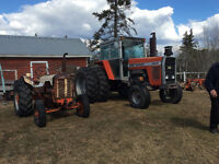 ESTATE AUCTION FOR THE LATE BERNARD KWIATKOWSKI of THERIEN, AB.