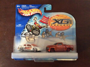 BUBBA - A  Bunch More HOT WHEELS Packaged #1B