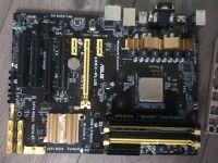 AMD A8-6600K / ASUS A88XM-A motherboard bundle
