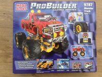 Mega Bloks ProBuilder Monster truck