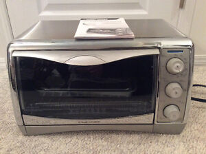 Black & Decker toaster/ convection oven