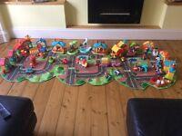 Happyland happy land village toys house set bundle