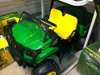 John Deere Tractors Gators and More