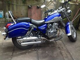 2008 jinlun 125 cc learner legal