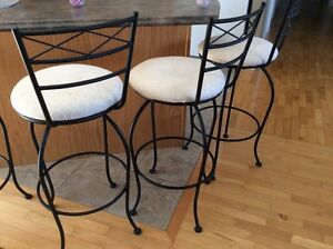 high chair , for  bar  Island , counter