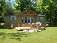 Waterfront cottage on balsam lake $529.000