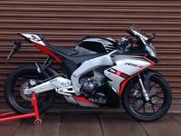 Aprilia RS4 125 Sports EFI 2016 Only 903 miles. Nationwide Delivery Available.