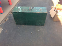 Carpenters Tool Storage Box