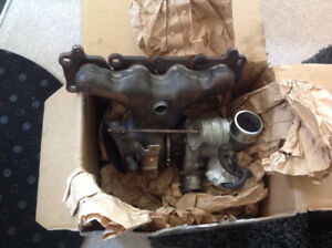 LR2 Turbo with Manifold