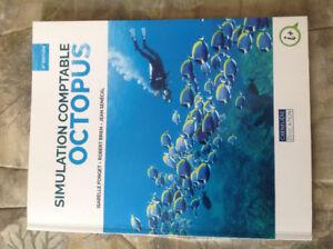 Simulation comptable octopus, 4 ème édition, neuf