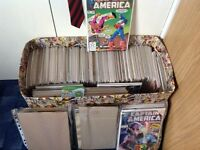 350+ Collector Captain America comics