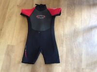 Wetsuit kids age 5-7 years