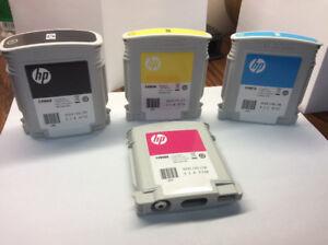 HP 940 XL Print Cartridges Black, Cyan, Magenta & Yellow