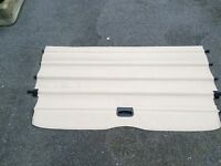BMW X5 e53 parcel shelf