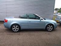 2003 Audi A4 1.8T Sport 2dr 2 door Convertible