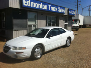 1998 CHRYSLER SEBRING LX