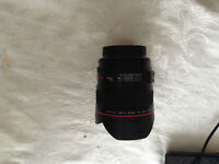 Selling one time used Canon EF 14mm 2.8 ii lens