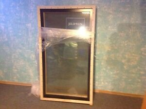 JELD WEN CASEMENT WINDOW, with SCREEN & Crank Opening