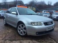 Audi S3 1.8 225bhp 2003 quattro