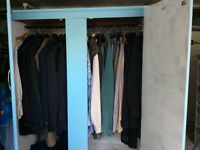 Wardrobe for up cycling. Free.