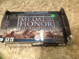 Medal of Honor: Allied Assault -- Deluxe Edition (PC, 2003)