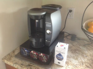 Bosch Tassimo Brewer T-65 with Nifty T-Disk Drawer