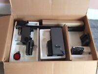 Durst 605 colour enlarger in original box and packaging