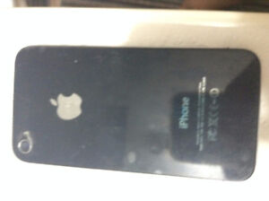 Iphone 4-with free case