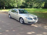 Saab 9. 5 1.9 tid vector sport automatic 2007 £1995 poss
