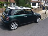Mini Cooper d diesel 2009 model fully loaded every extra don't miss out 55mpg looks amazing a1 car