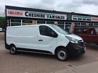 2015 15 VAUXHALL VIVARO 1.6 2900 L2H1 CDTI LWB 115 BHP NEW SHAPE OPEN 7 DAYS DI