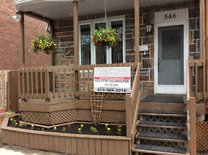 Two storey house- open house may 22 2-4  pm in lachine