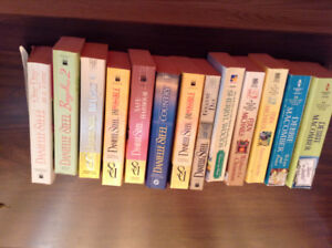 30  BOOKS, VERY GOOD CONDITION