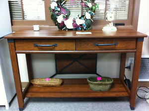 Sofa Table - New