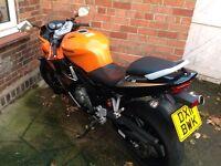 Hyosung GT650R motorbike