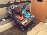 Double Cosatto Stroller/Buggy