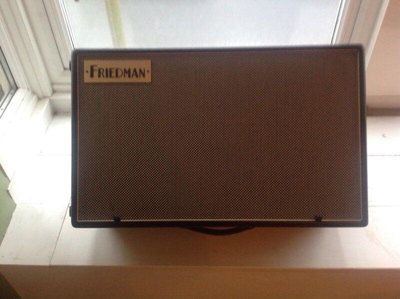 friedman asm 12 frfr cabinet active guitar cab helix fractal kemper in brighton east sussex. Black Bedroom Furniture Sets. Home Design Ideas