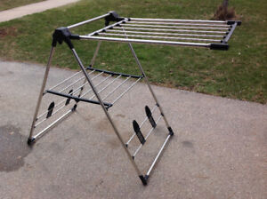 "Portable metal drying close unit -24""W x 42""H-like new condition"