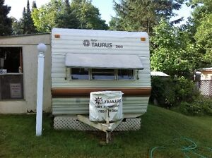 1984 Terry Taurus Trailer for sale/trade