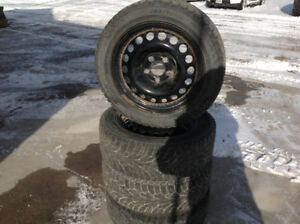 Volkswagen Rims & winter tires