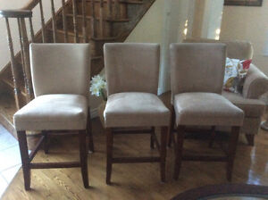 Strudy chairs 30.00 each or 3 for 80.00 good condition