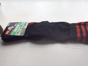 Soccer socks. Fits shoe size 6-8.5 men or youth