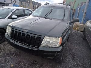 Jeep Grand Cherokee 2000 - Pour pièces chez Asselin - For parts