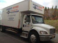 Truck with space from St. John's to Halifax