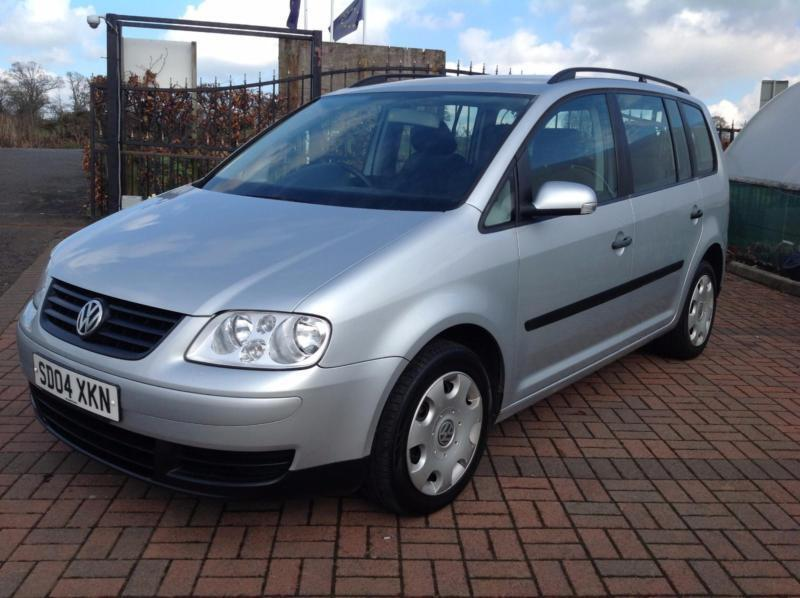 volkswagen touran 1 6 fsi 7seat 1 owner from new. Black Bedroom Furniture Sets. Home Design Ideas